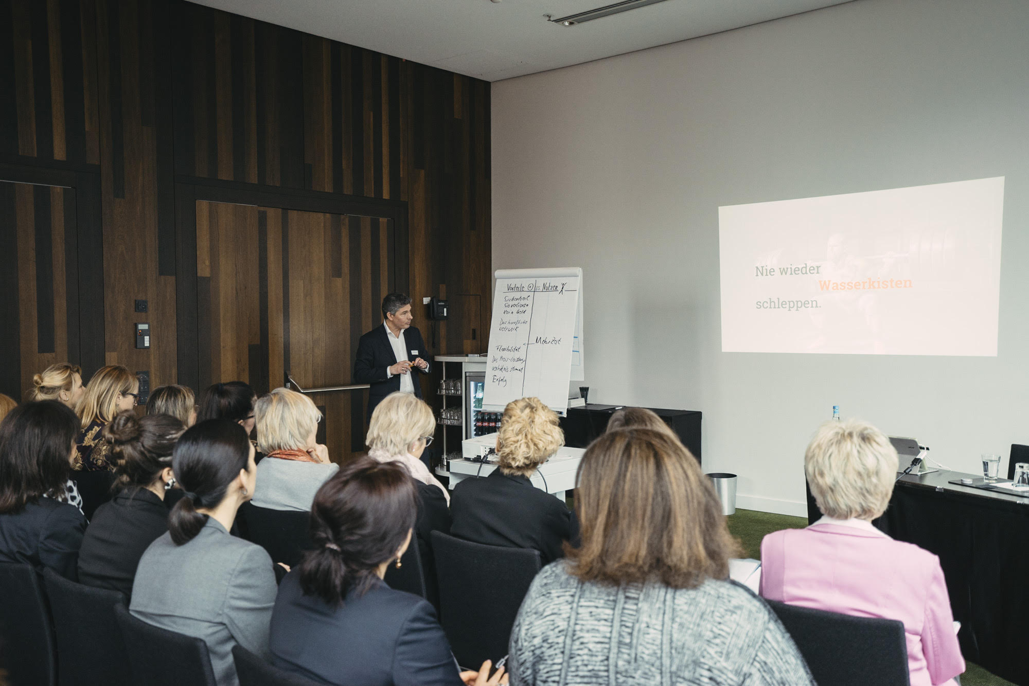 Women´s Business Day der Emotion in Hamburg