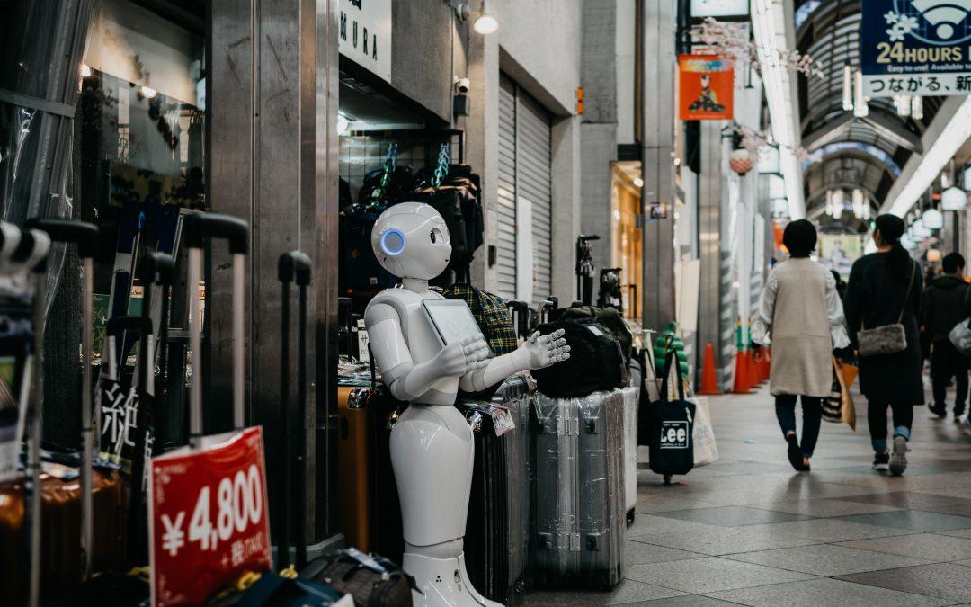 Ein neuer Vortrag: Künstliche Intelligenz